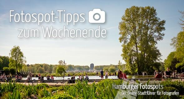 Fotospot-Tipps zum Wochenende: KW 32