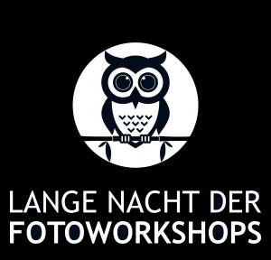 Logo der Langen Nacht der Fotoworkshops