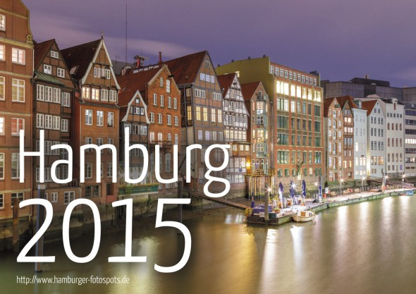 Kalender Hamburg 2015 jetzt vorbestellen