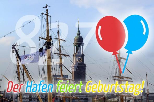 Event: Hamburger Hafengeburtstag 2016
