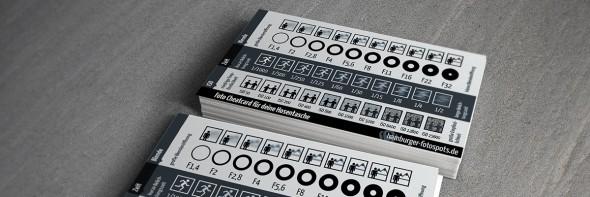 Genialer Spickzettel für Fotografen als kostenloser Download