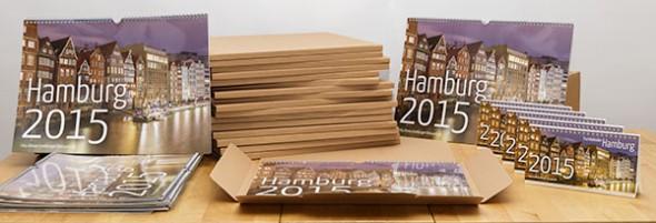 Nur noch heute: Hamburg Kalender 2015 bis Weihnachten erhalten