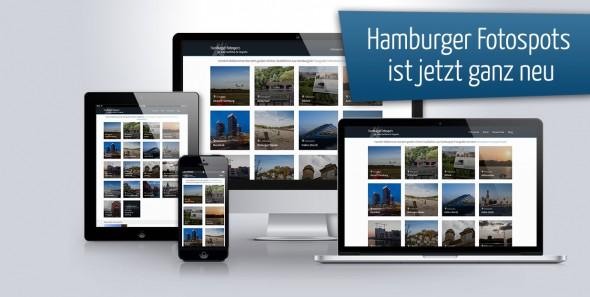 Hamburger Fotospots ist jetzt ganz neu