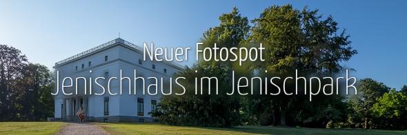 Neuer Fotospot #104: Jenischhaus im Jenischpark (KW 8)