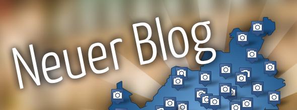 Neuer Blog