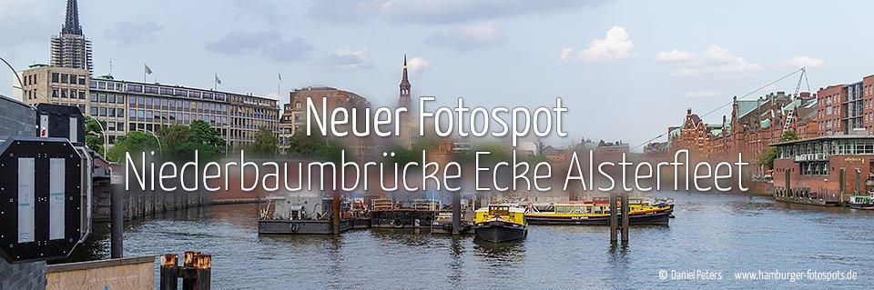 Niederbaumbrücke Ecke Alsterfleet