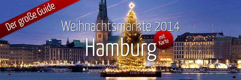 Weihnachtsmärkte Hamburg 2014